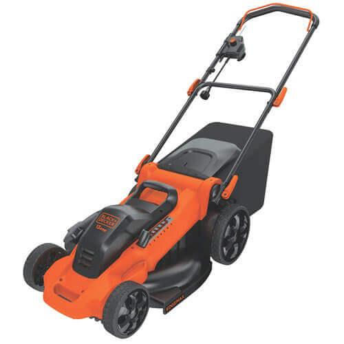 Black & Decker MM2000 Corded Electric Walk Behind Push Lawn Mower