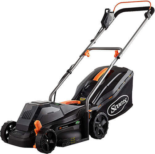 Scotts 62014S Cordless Battery-Powered Lawn Mower