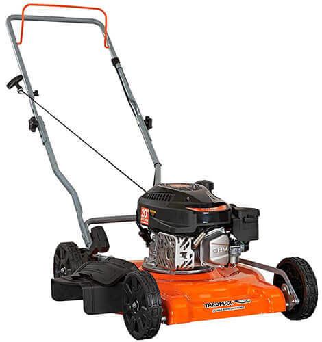 Yardmax YG0545 Gas Push Lawn Mower