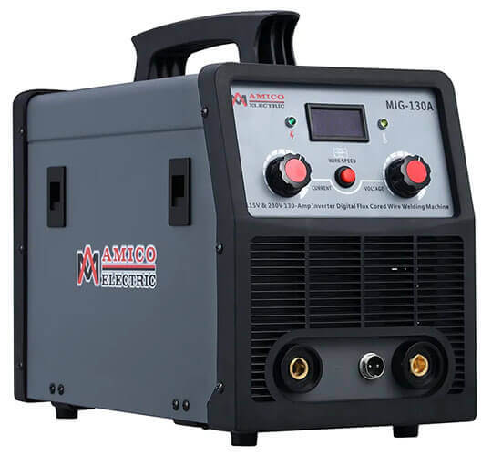 Amico MIG-130A MIG/Flux-Cored Welding Machine
