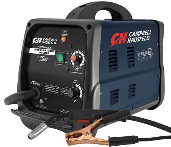 Campbell Hausfeld DW313000 MIG/Flux Core Welder