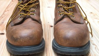 finding the best work boots for welders
