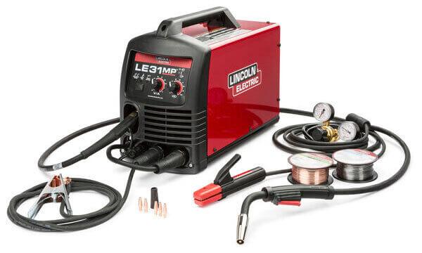 Lincoln Electric LE31MP Multi-Process Welder (K3461-1)