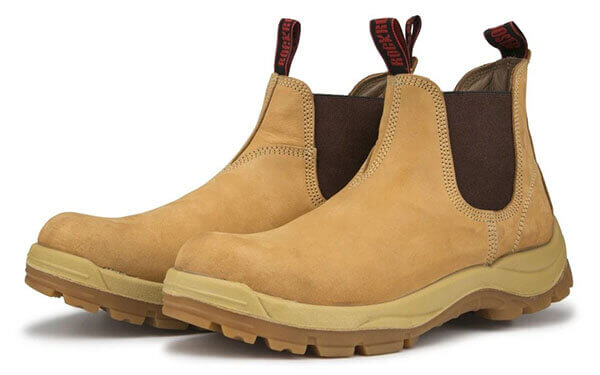 Rock Rooster Slip-On Work Boots (AK223)