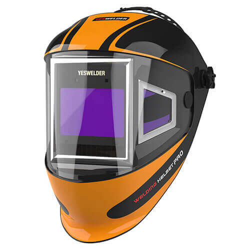 YesWelder 302C Auto-Darkening Welding Helmet