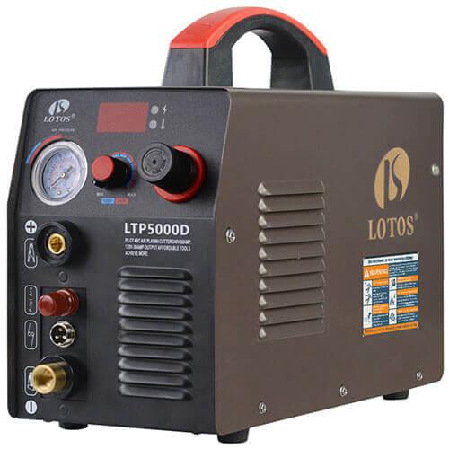 Lotos LTP5000D Dual Voltage 110V/220V Plasma Cutter