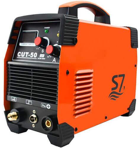 S7 CUT-50 110/220V Dual Voltage Plasma Cutter